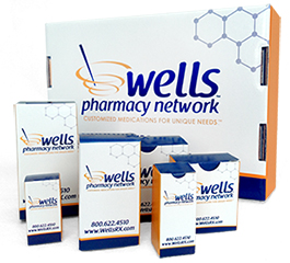 Wells Pharmacy Packaging