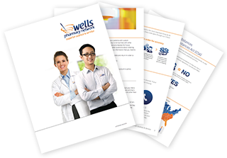 Wells Pharmacy Network - Welcome Brochure