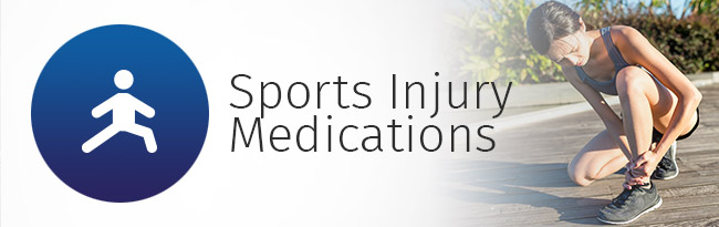 Wells Pharmacy Sports Injury Medications