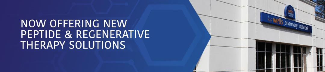 Now Offering New Peptide & Regenerative Therapy Solutions